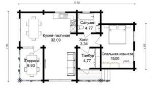 Мини-дом Ларссон