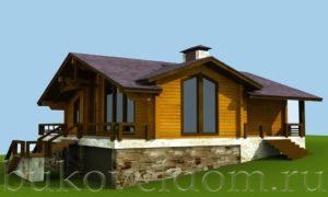 Дом в Комсомольском 1