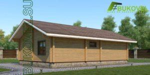 Дом у озера 181, 4 кв. м