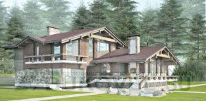 Дом на Матырском