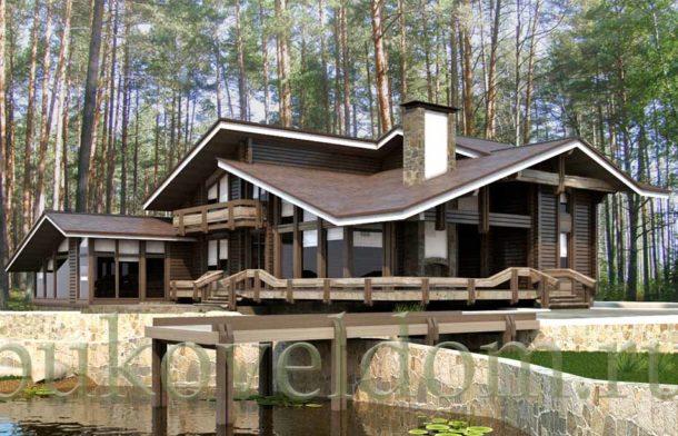 Дом для Татьяны в Никольском