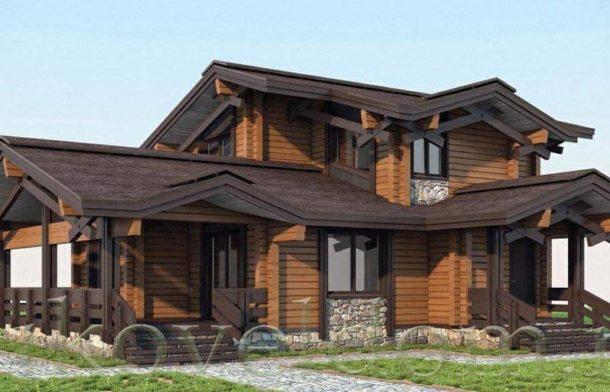 Дом в Ступино
