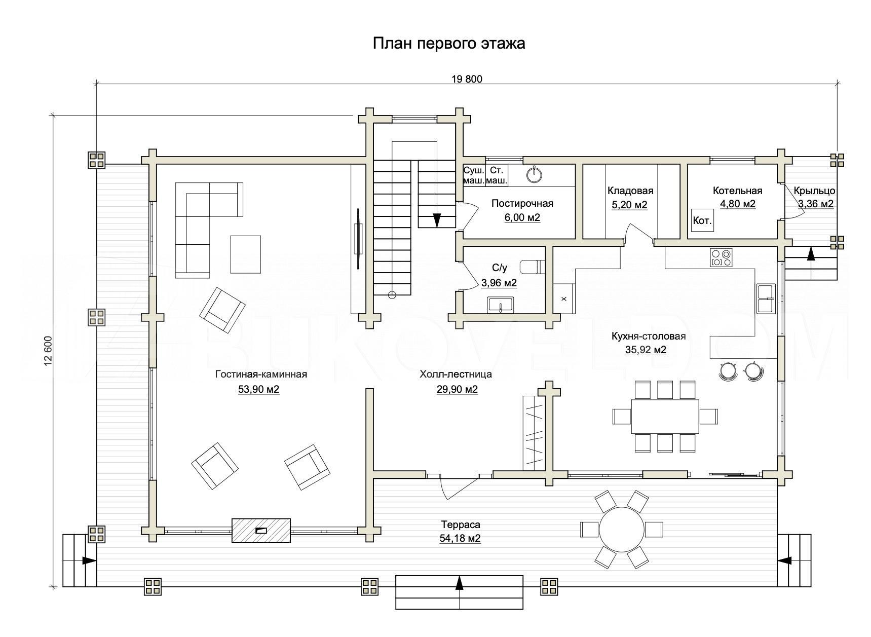 Дом в Чехове