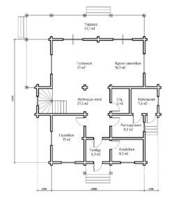 Дом в Пушкарном