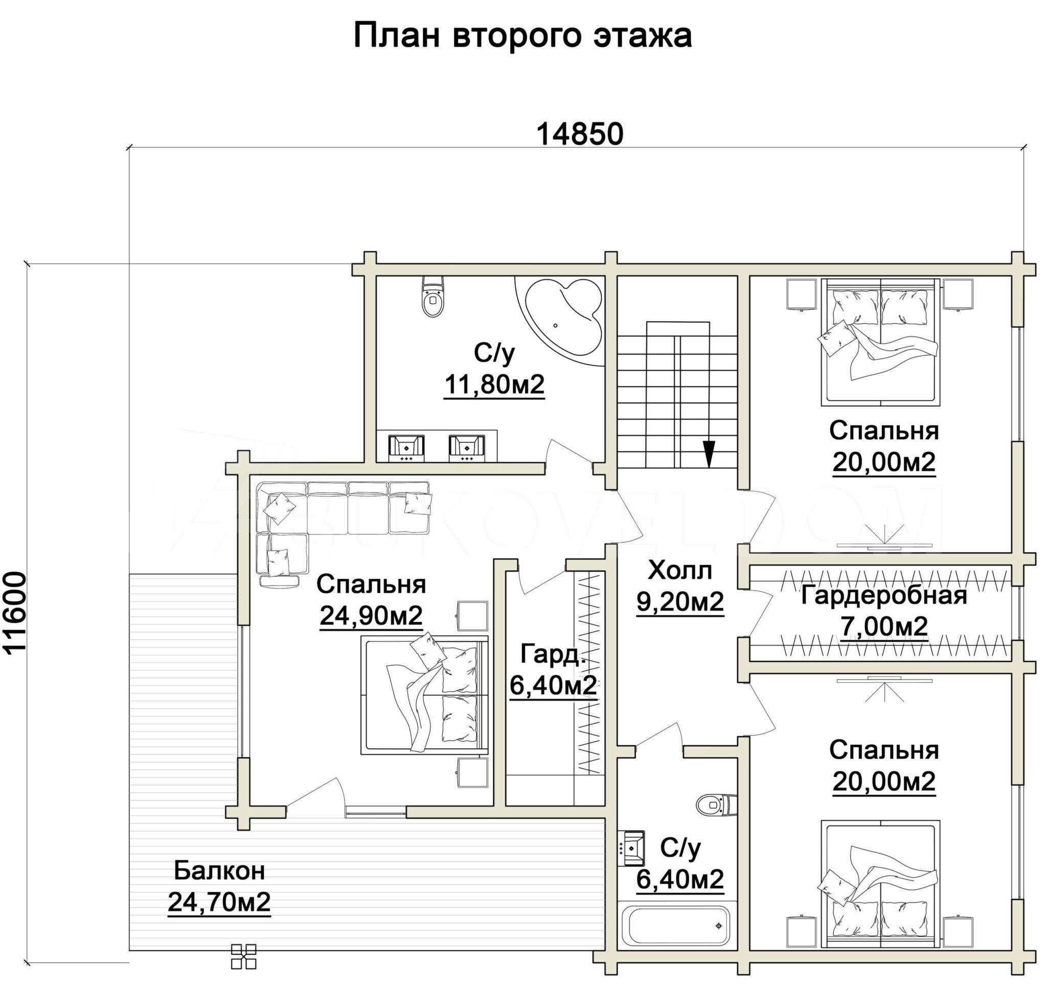 Дом в Истре