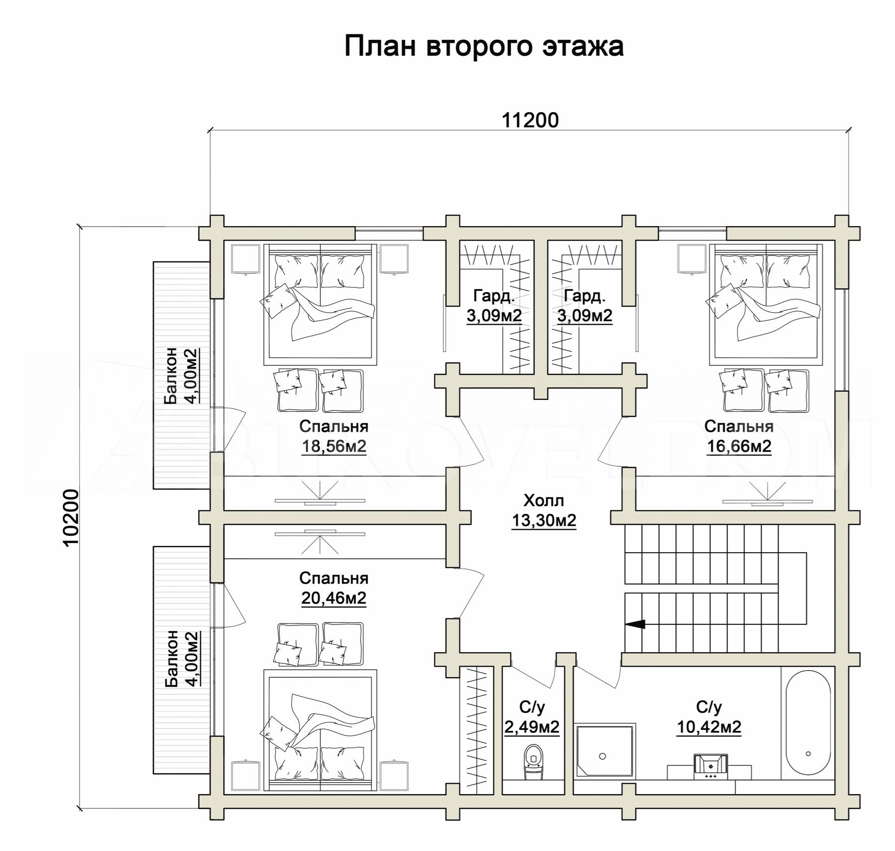Дом в Санкт-Петербурге 1
