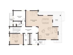 Дом в Истре 1