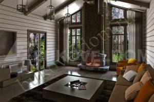 Интерьер в доме для Макса