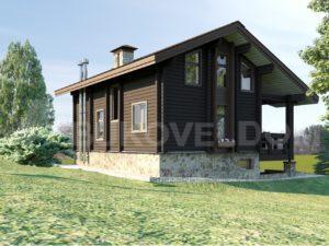 Дом в Вознесеновском
