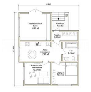 Гостевой дом в Раменском