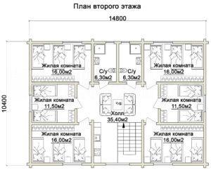 Учебный корпус в Шебекино