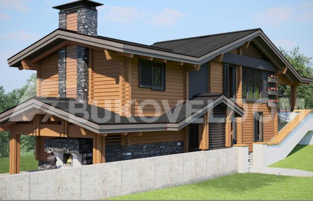 Дом в Агое