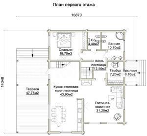 Дом в Азове