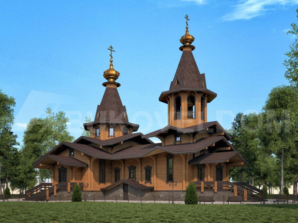 Церковь в Белгороде