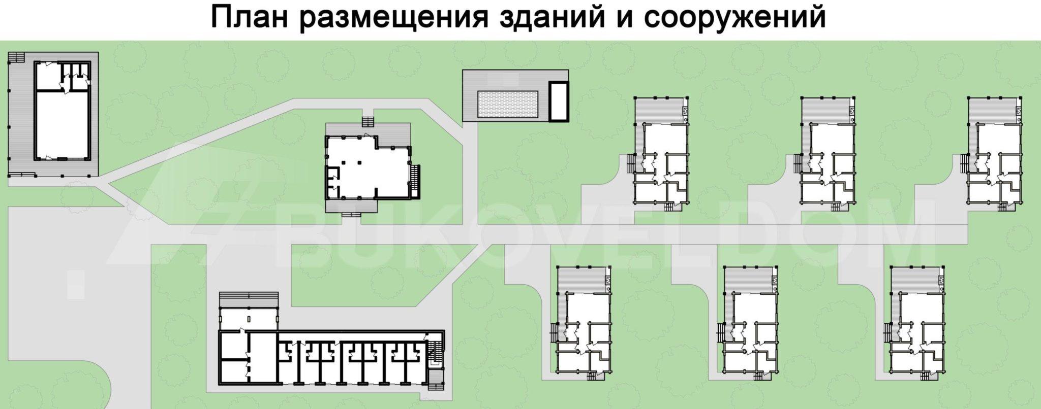 База отдыха в Усинске
