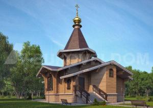Церковь в Марьино