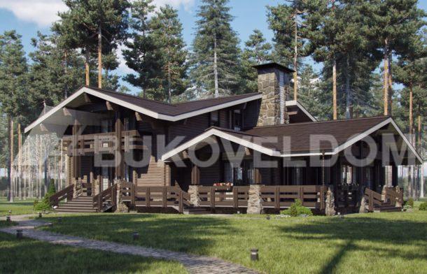 Дом в Татарстане