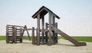 Детская площадка 2