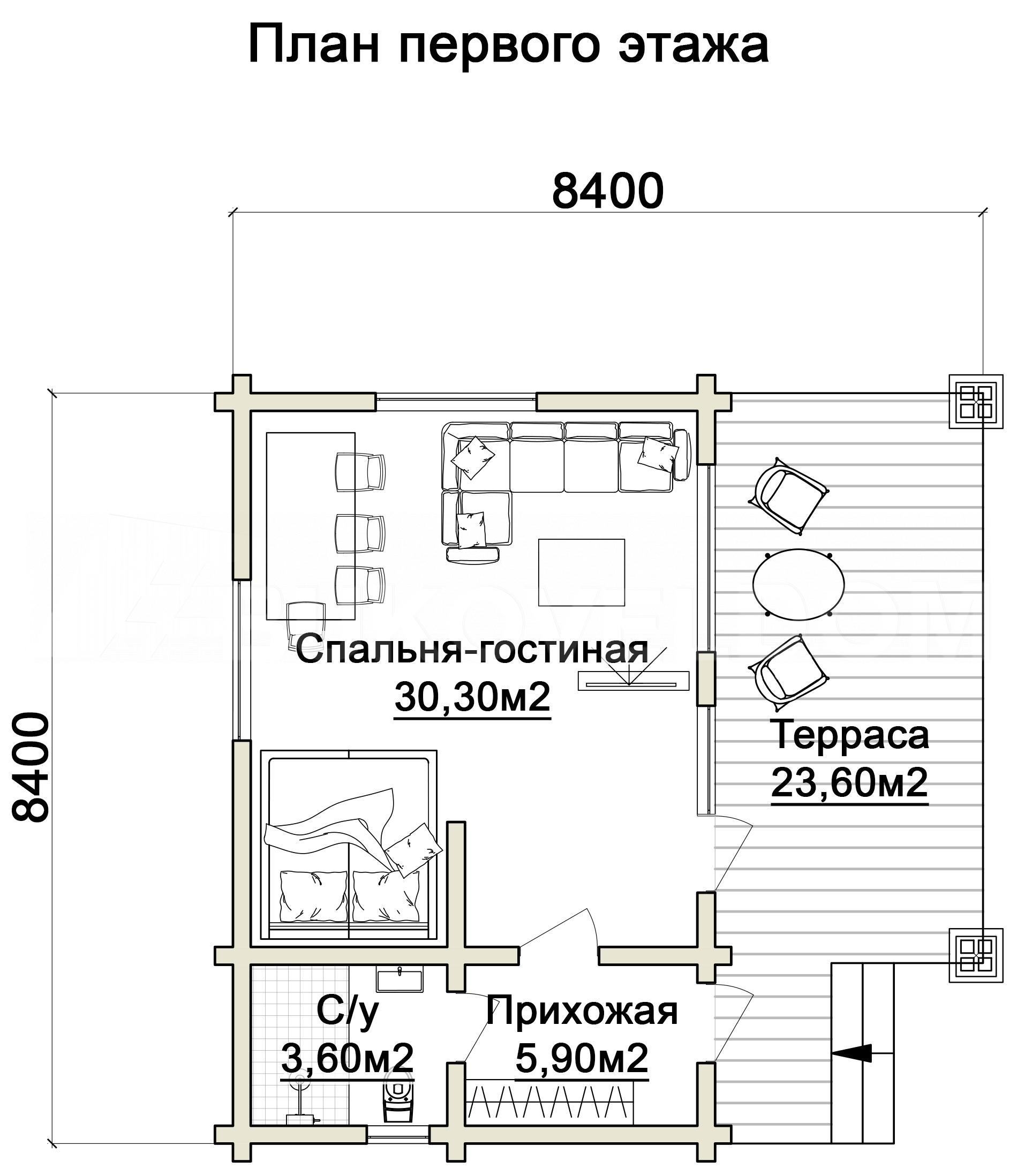 Гостевой дом в Сочи