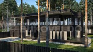 Дом в Воронеже